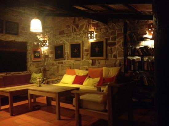 Freedomland Phu Quoc Resort: Wohnzimmer :-)