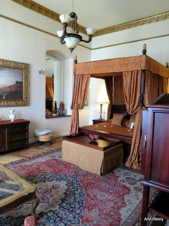 Boutique Hotel Mansion del Angel: Bedroom 201