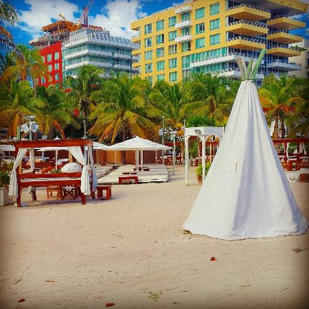 Parque South Pointe: Lovely