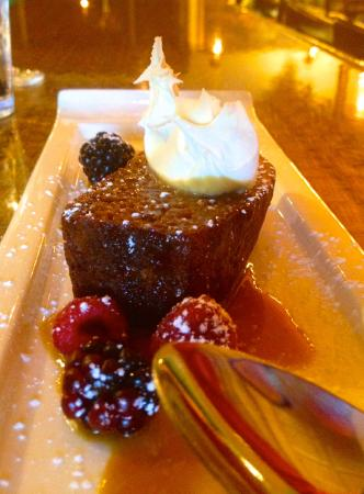 Elliott's on Linden: Toffee Pudding