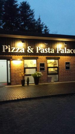 pizza pasta palece