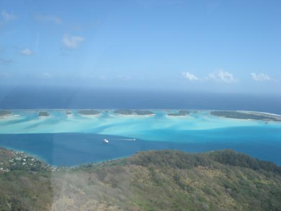 Tupitipiti Point : Este lugar é um sonho.