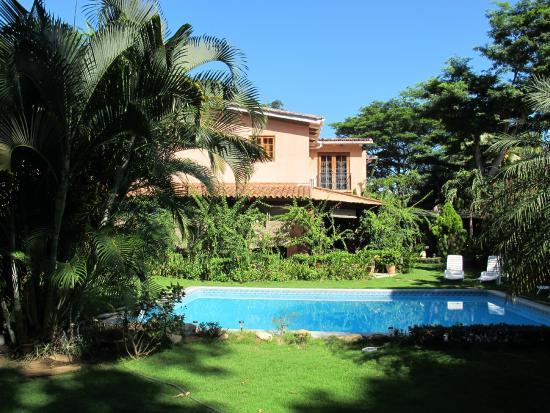 Hotel Boutique Villa Maya: Pool area