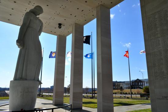 Memory At Virginia War Memorial Picture Of Virginia War
