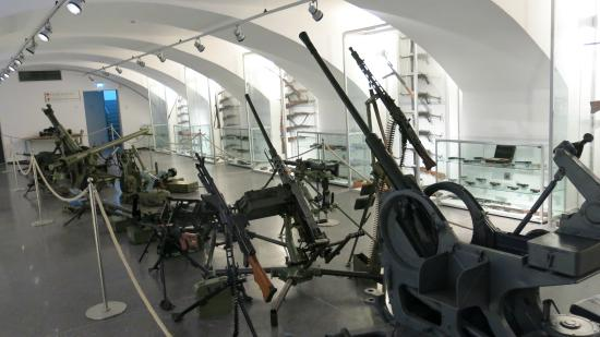 ‪Military Museum of Slovenian Armed Forces‬