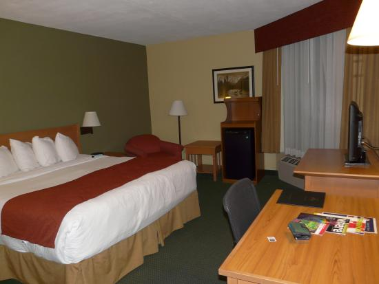 BEST WESTERN PLUS Tempe by the Mall: Room 1