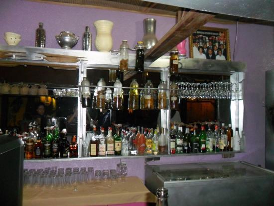 Le Savana: Le bar
