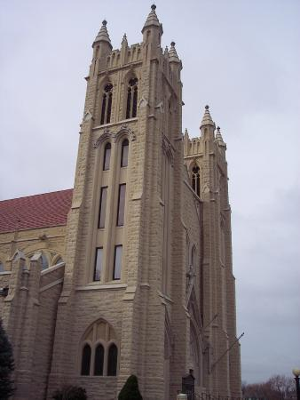 ‪Grace Episcopal Cathedral‬