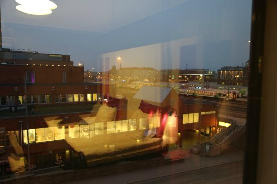 Scandic Tampere Station : View from room 332