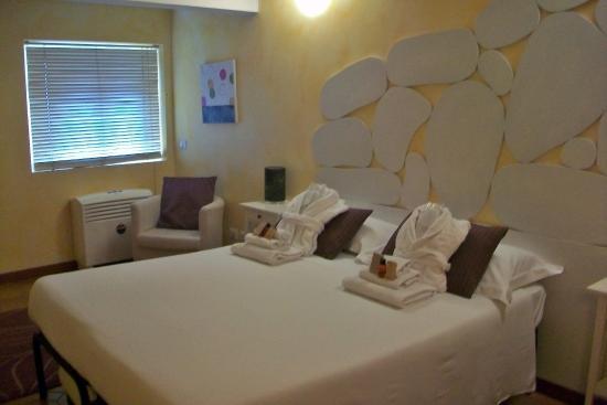 Rome Kings Suite : Main bedroom