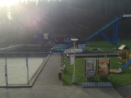 Stity, Czech Republic: Acrobat Park CZ
