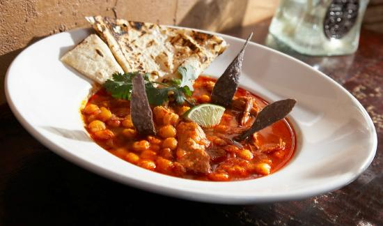 Agave: Red Chile Posole