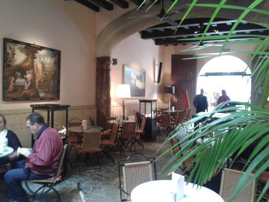 Capuccino San Miguel: Sehr gemütlich