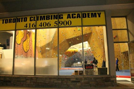 Photo of Other Great Outdoors Toronto Climbing Academy at 11 Curity Ave Unit 3, Toronto M4B 1X4, Canada
