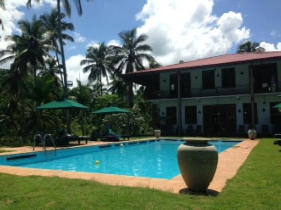 Jim's Farm Villas: Hilltop villa and beautiful pool
