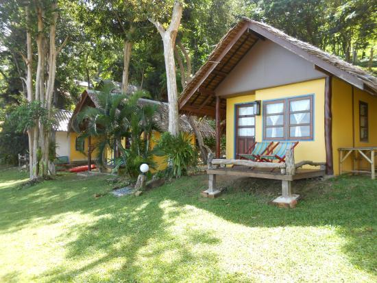 Baan Phu Lae: I bungalow