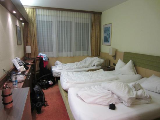 Hotel Kolping: 3-Bett Zimmer