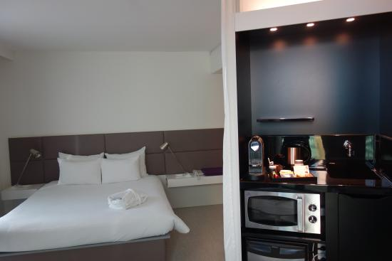 Novotel Suites Paris Issy les Moulineaux : Suite executive
