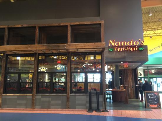Military Discounts On Flights >> Nandos Peri-Peri, Hanover - Restaurant Reviews, Phone Number & Photos - TripAdvisor