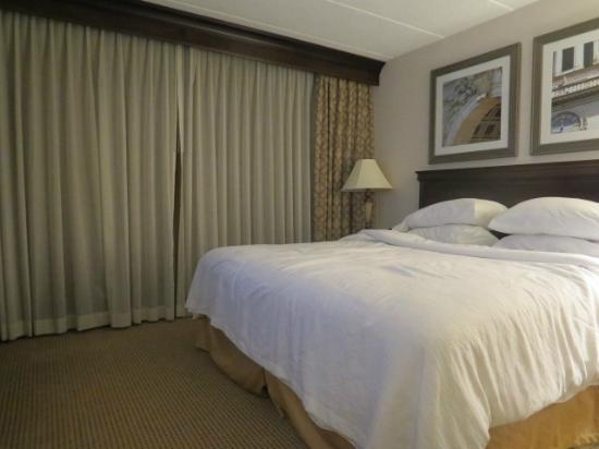 Embassy Suites by Hilton Philadelphia Airport: Bedroom View #1