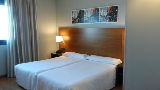 Hotel Avant Aeropuerto: habitacion