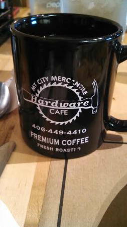 Montana City, MT: Hardware Cafe