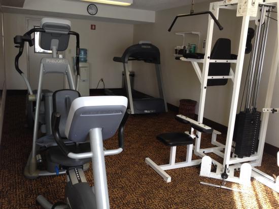 Best Western Plus Cypress Creek : Fitness Center