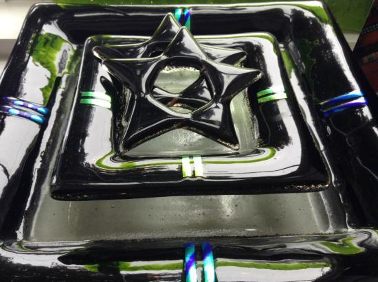 handiWorks: KilnArt tableware