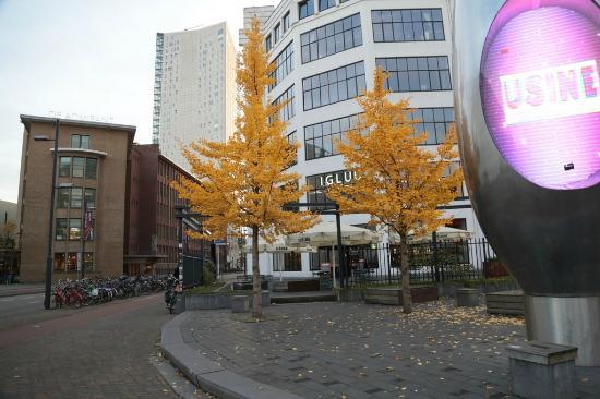 Usine: The location in Autumn 2014