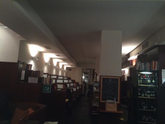 Sottosopra Bar Tea Room : Il locale