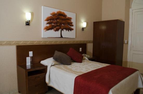 Posada Regis: habitacion sencilla