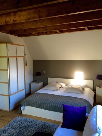 City Fields B&B: Unser Zimmer