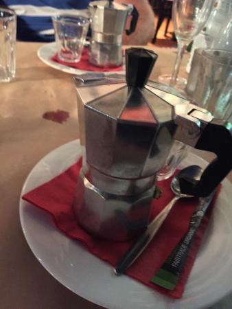 Ipazzi Ristorante Italiano: Cafe