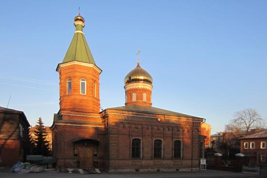 ‪Temple of St. Seraphim of Sarov‬