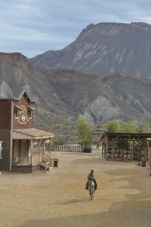 Jardin del Desierto: Minihollywood