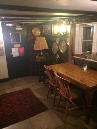 The Plough: The reading room
