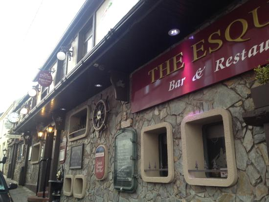 """The Esquire at Raglan Road"" on Little Market Street"