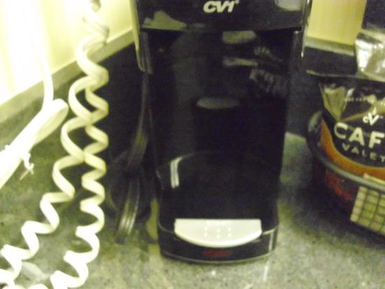 "Quality Suites: The ""$50 coffeemaker"""
