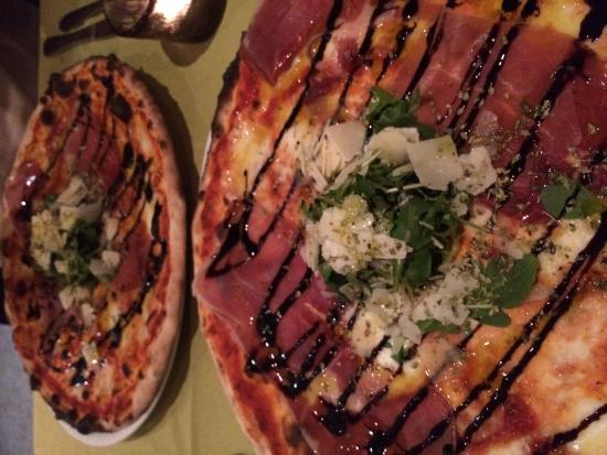 Ombra Ristorante Pizzeria: Pizza