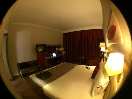 Radisson Blu Hotel, Durham: Room 1