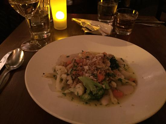 ‪‪Osteria Rocco‬: Pasta with white beans and veggies‬