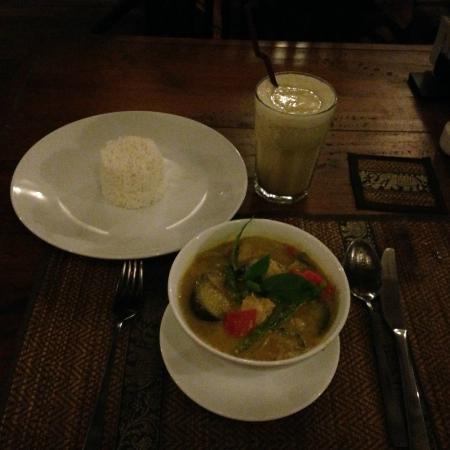 Old House Restaurant: Khmer koko