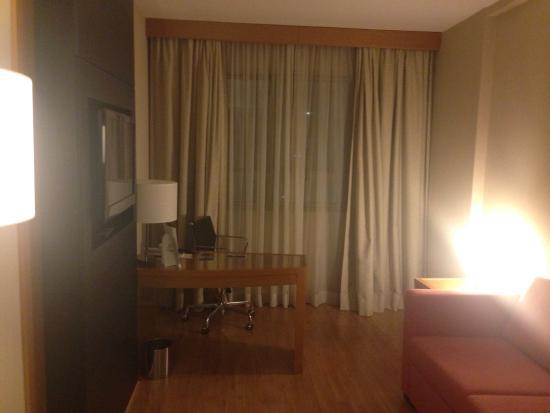 Brasil 21 Suites : Sala