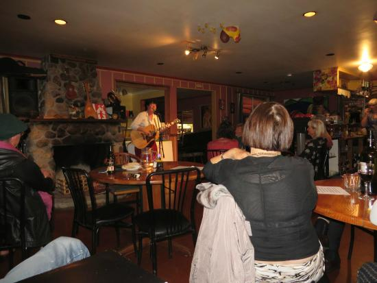Eggsentric Cafe: A great evening at Eggsentric!