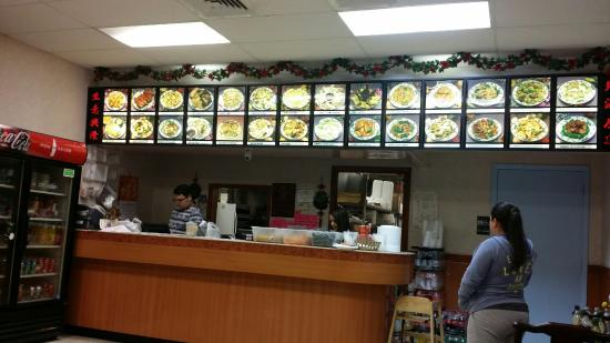 NY Chinese Restaurant: Thee best food around. .