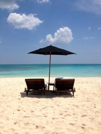 Rosewood Mayakoba : Beach
