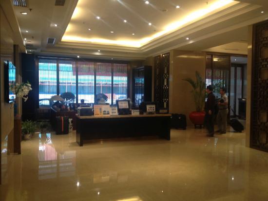 Dongjiao Minxiang Hotel: Lobby