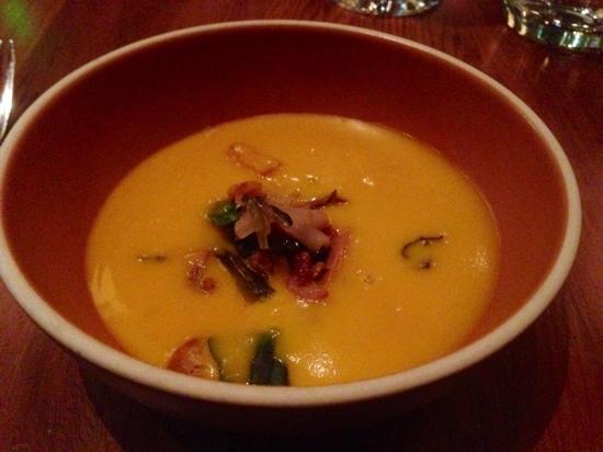 TORC : pumkin soup