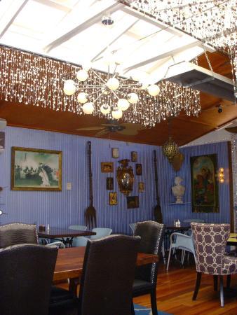 Stoney Knob Cafe: Blue Room