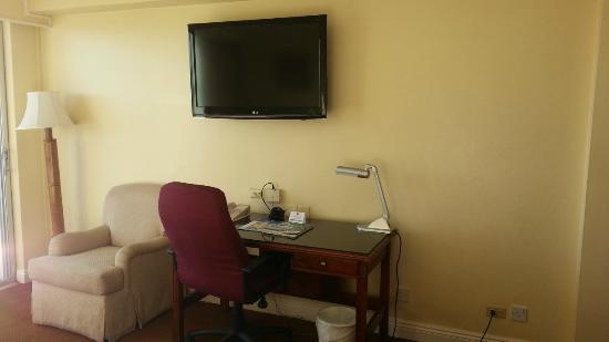 The Jamaica Pegasus Hotel: Workstation